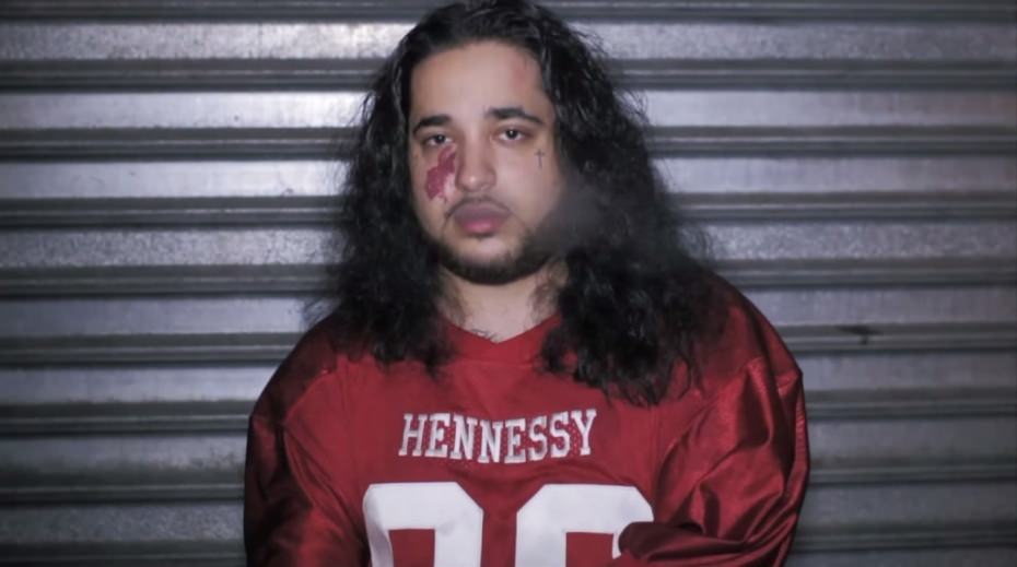 Asap yams hair images galleries with for Asap rocky tattoos