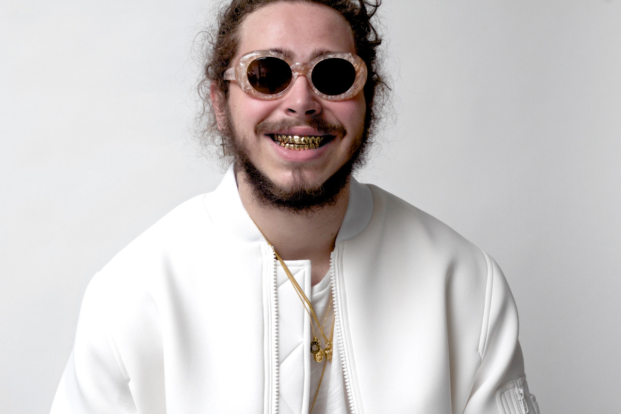 how tall is post malone