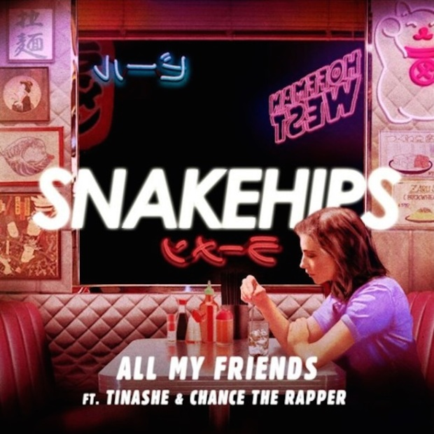 Snakeships Tinashe Chance The Rapper