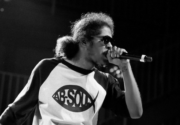 Ab-Soul: BET Music Matters Tour