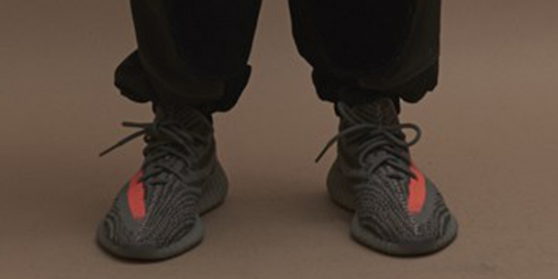 da4935360 Kanye West Unveils The Yeezy Boost 550 s