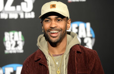 INGLEWOOD, CA - FEBRUARY 28:  Rapper Big Sean poses on the red carpet at The Forum on February 28, 2016 in Inglewood, California.  (Photo by Scott Dudelson/Getty Images)